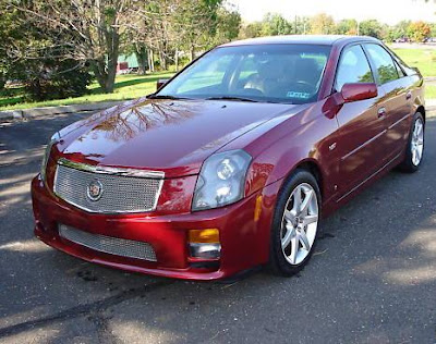 2007 Cadillac CTS/CTS-V Owners and repair Manual