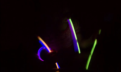 Play Based Classroom Glow Sticks In Big Boxes
