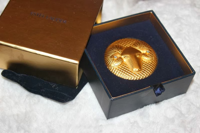 Estee Lauder Zodiac Pressed Powder Compact