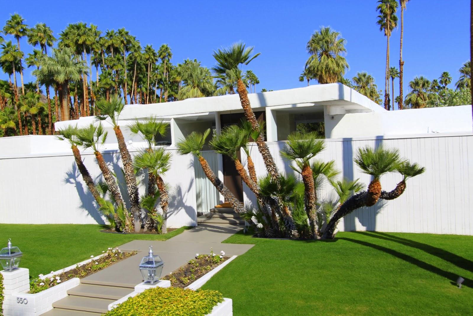 modern palm springs gardens #psmw palm springs modernism week: the hedge tour | mid