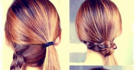 Moda cabello color tintura reflejos peinados faciles y - Peinados de moda faciles de hacer en casa ...
