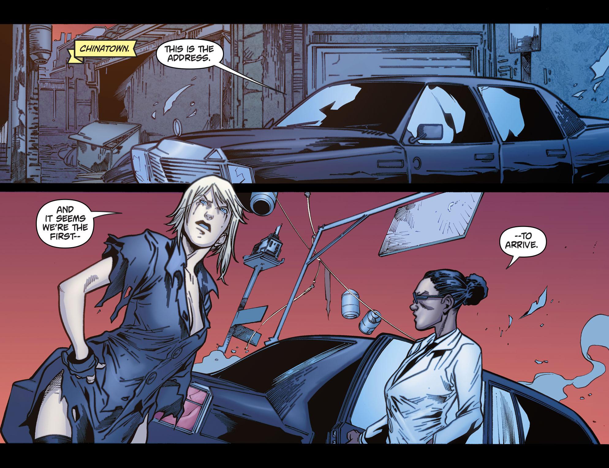 Batman: Arkham Knight [I] Issue #36 #38 - English 17