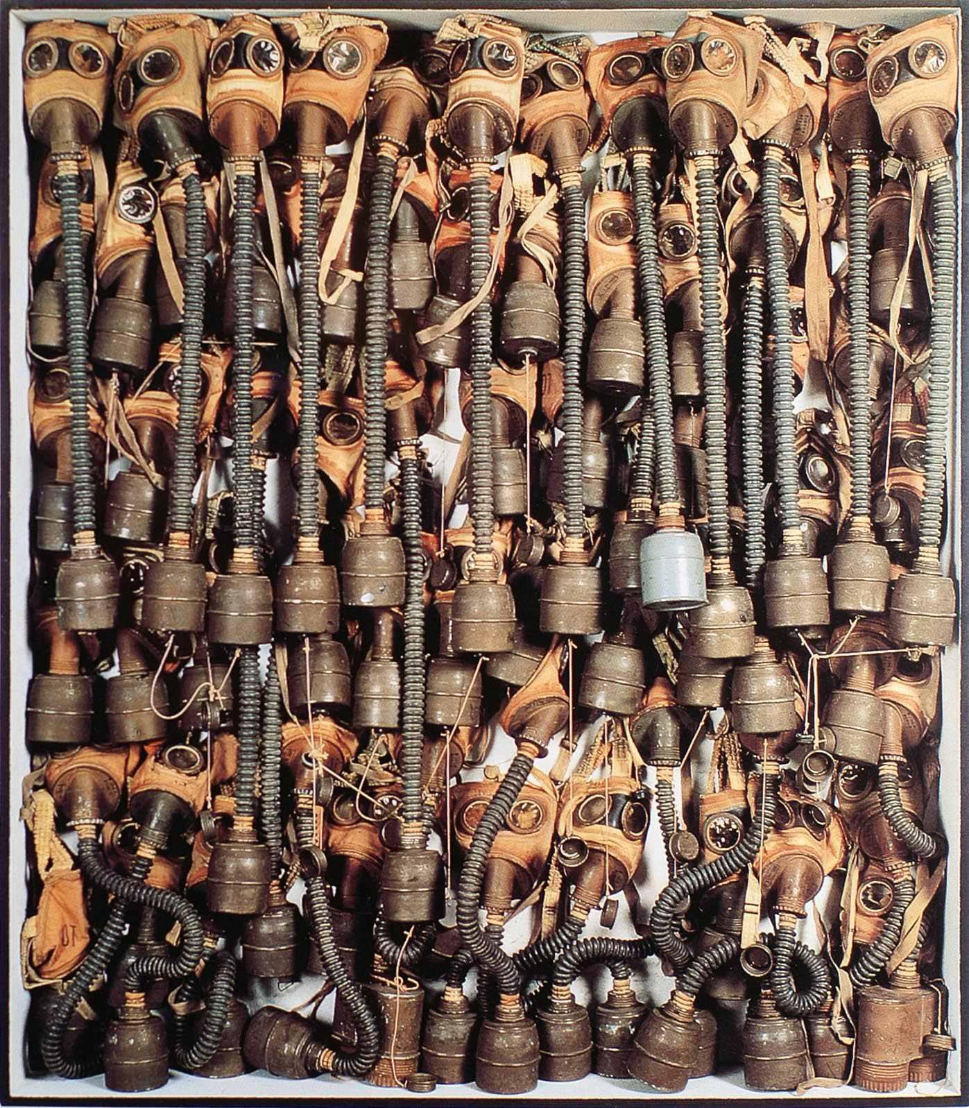 Extrêmement Arman, 3e,Les Nouveaux réalistes, objet d'étude | garrus art XU07