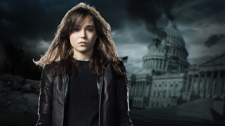ellen page as shadowcat / kitty pryde in x men days of future past