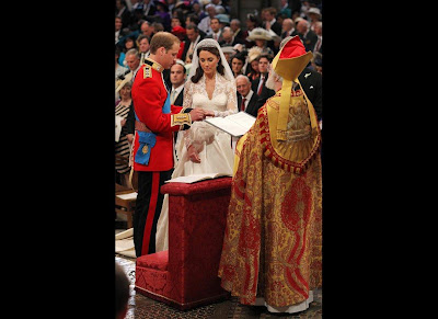 Prince William and Kate Middleton marriage stills