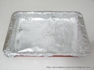 molde enharinado