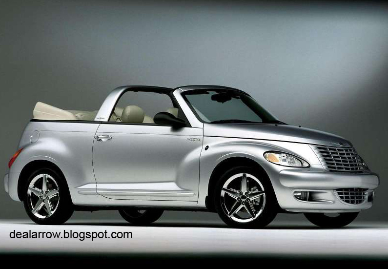 dealarrow 2005 pt cruiser convertible. Black Bedroom Furniture Sets. Home Design Ideas