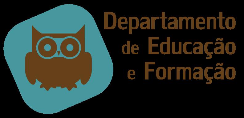 Departamento de Educação e Formação