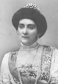 Anna Petrović-Njegoš, Princess of Montenegro