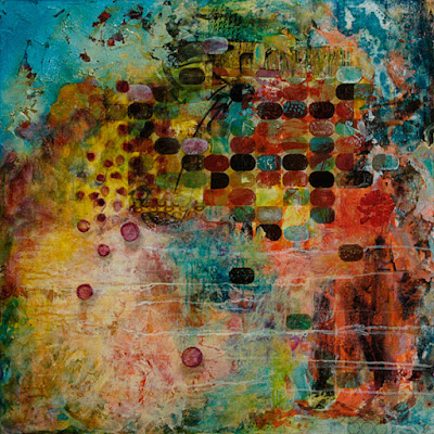 Daily Painters Abstract Gallery: Abstract Mixed Media ...