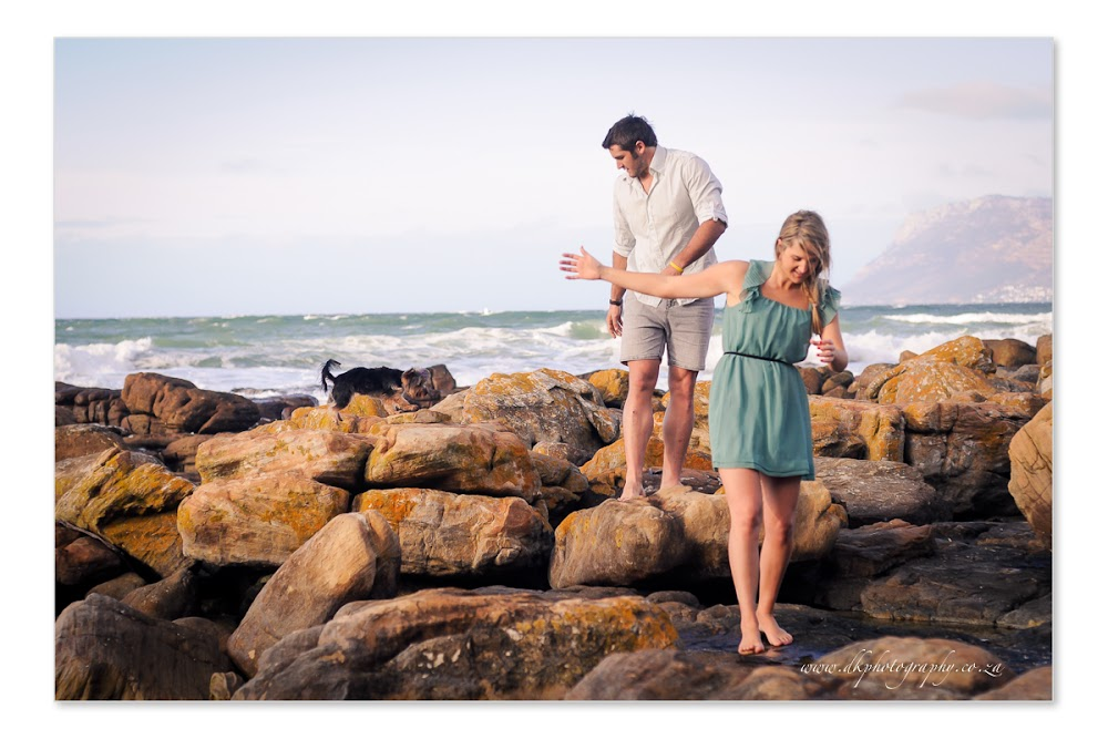 DK Photography Final+Slideshow-176 Ray & Don's Engagement Shoot in Muizenberg Beach & Rhodes Memorial  Cape Town Wedding photographer