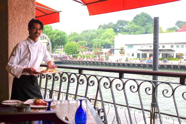 river grill @ casa del rio, malacca