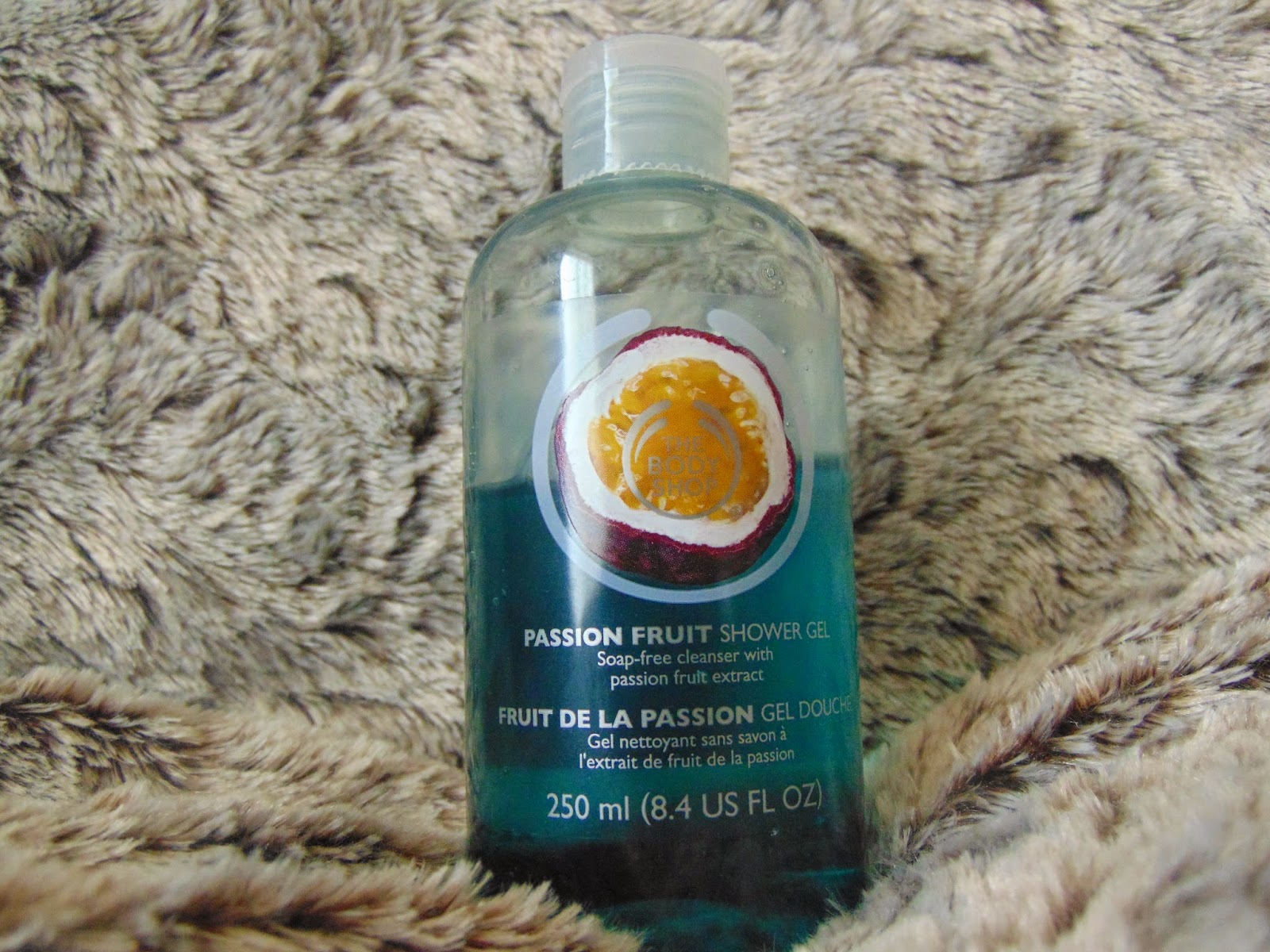 My Favourite EVER Shower Gel - The Body Shop Passion Fruit ...