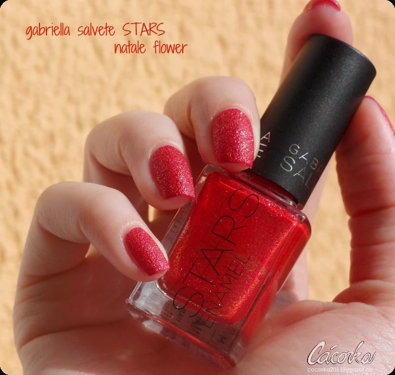 Gabriella Salvete STARS - Natale Flower