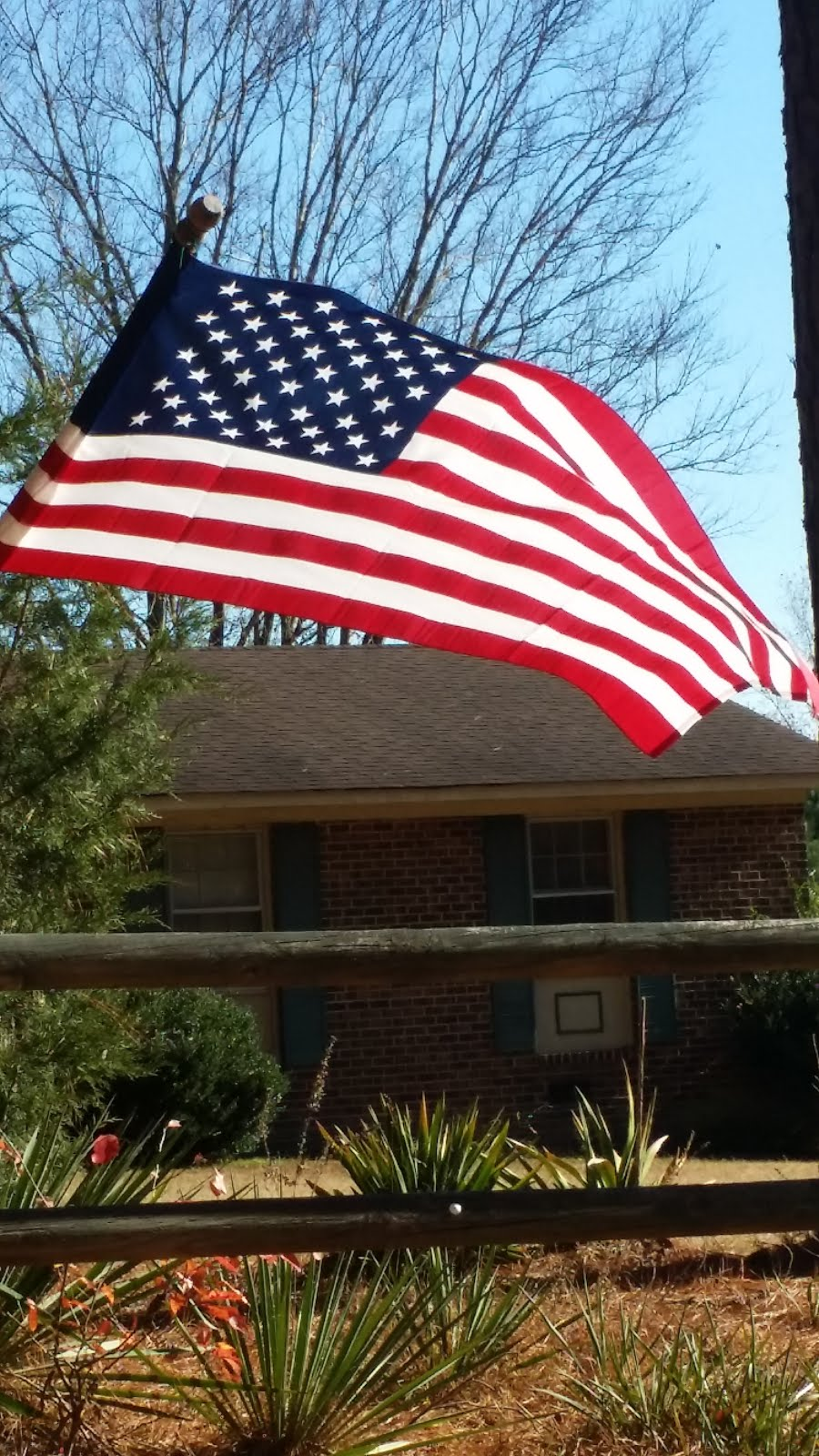 Skip's Flag