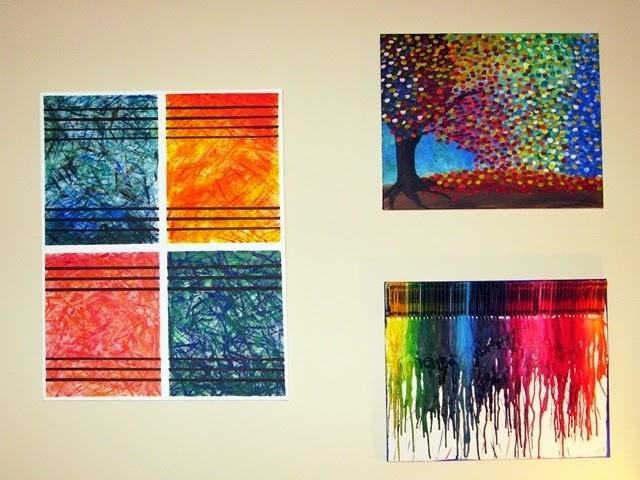 diy painting wall art