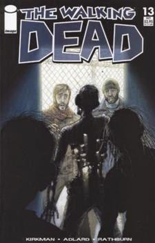 The Walking Dead #13 comic