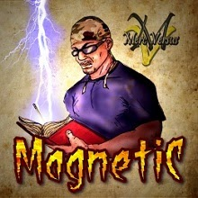 Merc Versus - Magnetic (Single)