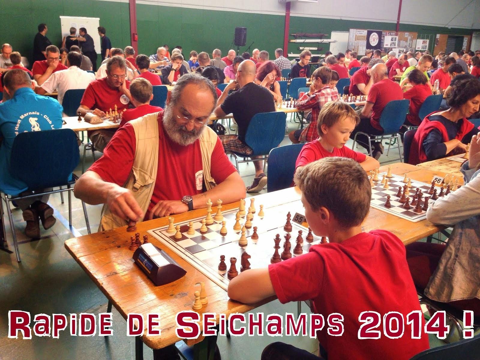 Rapide de Seichamps 2014!