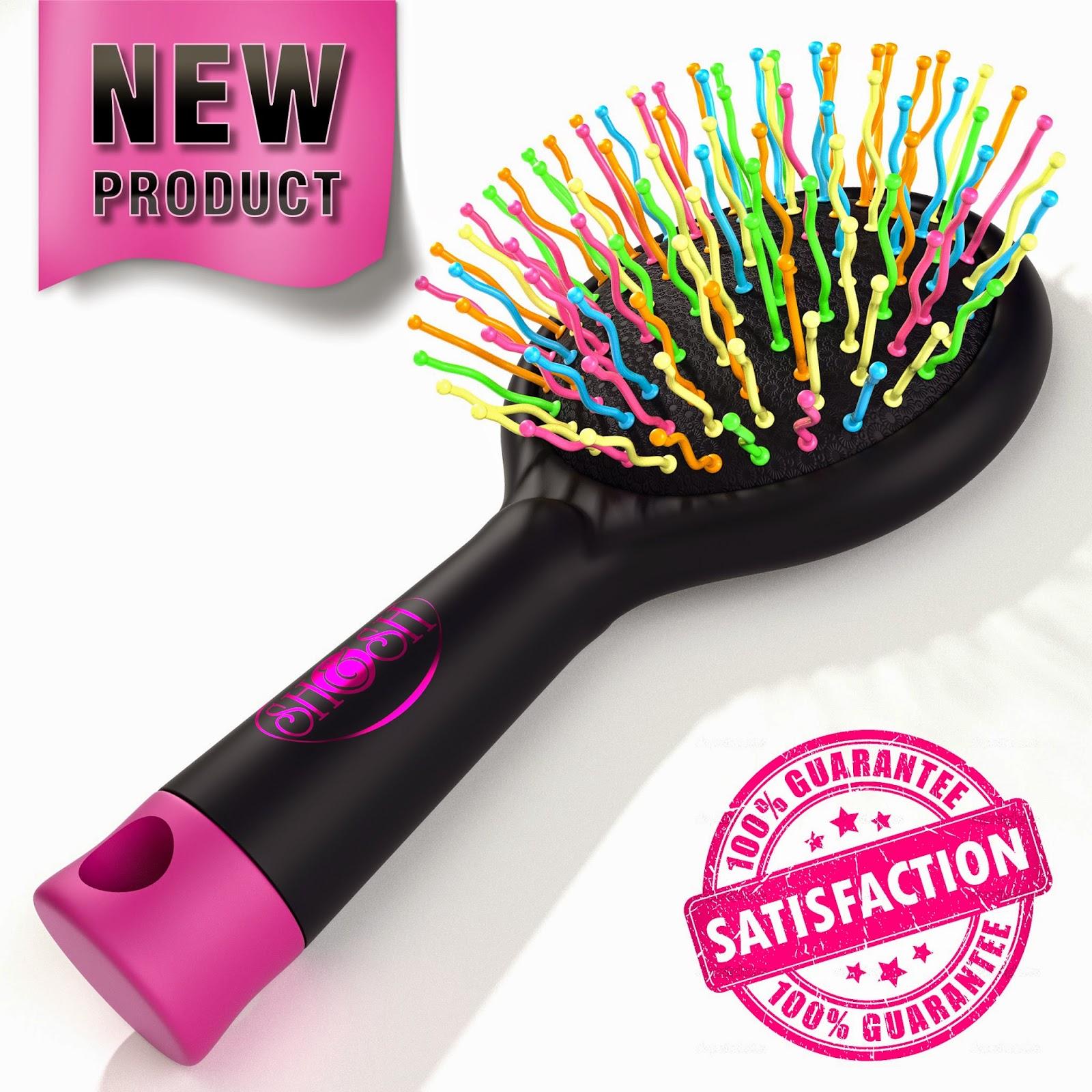#SHSH Hair Brush