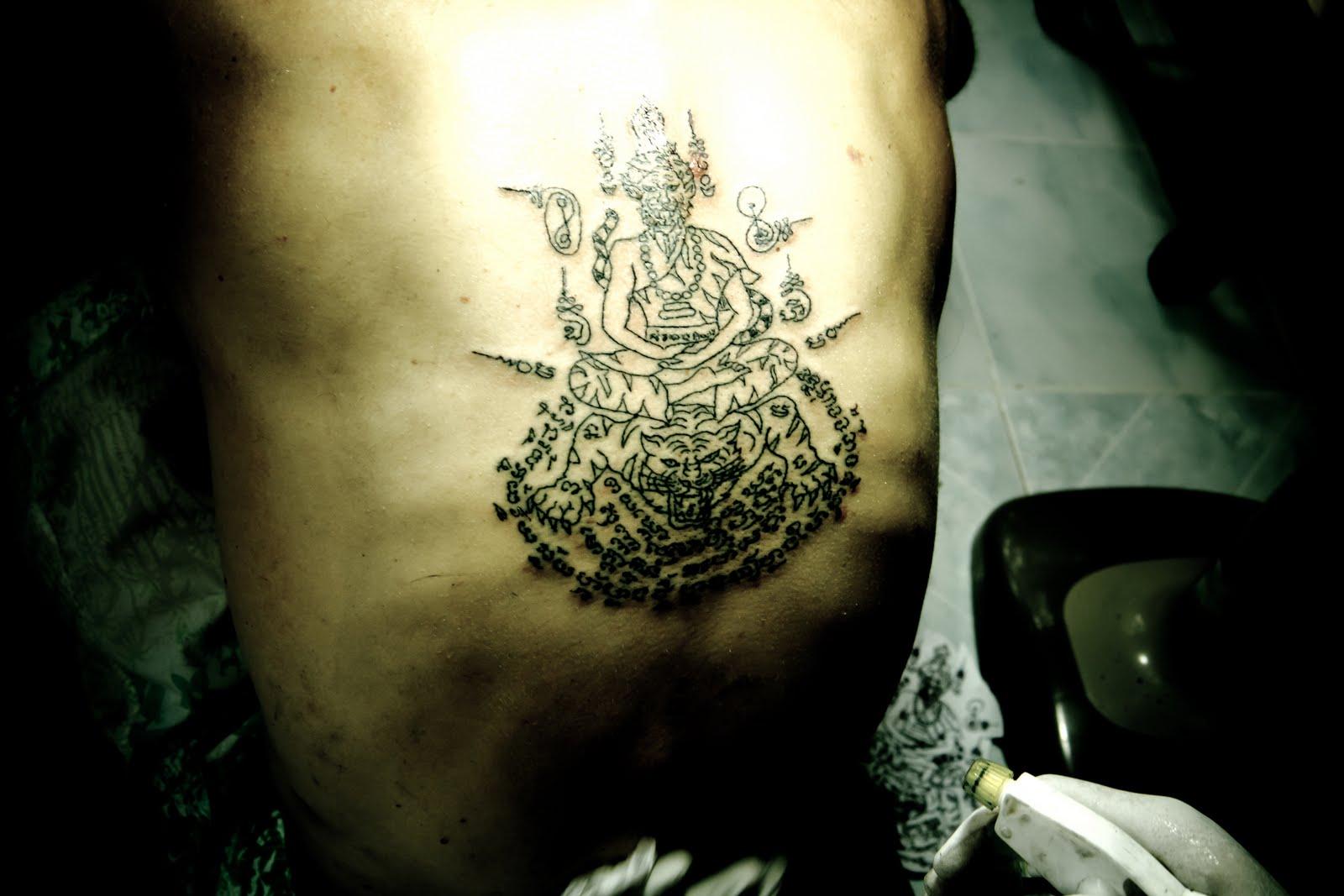 Татуировка муай тай: значение, фото, эскизы