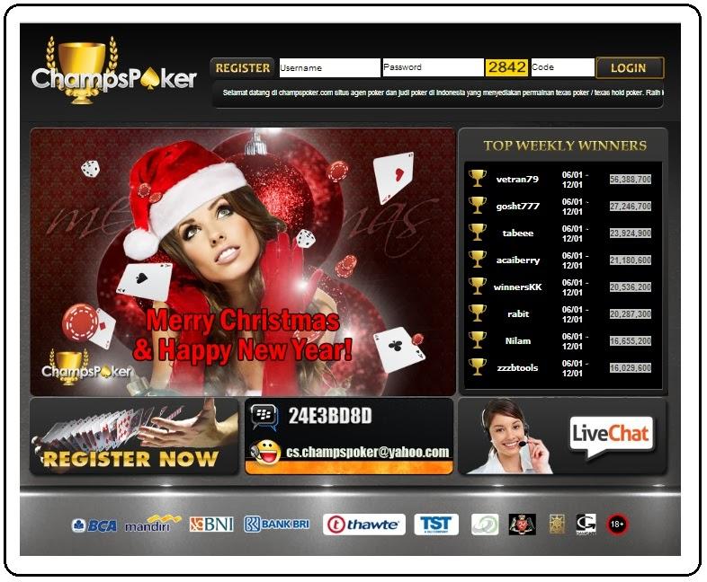 champspoker - klik Poker