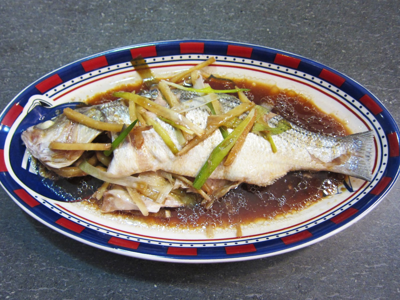 Ginger And Scallion Fish Recipes — Dishmaps