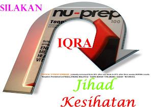 Klik dimana-mana untuk belian 'online' produk Nu-Prep 100 TERBAIK