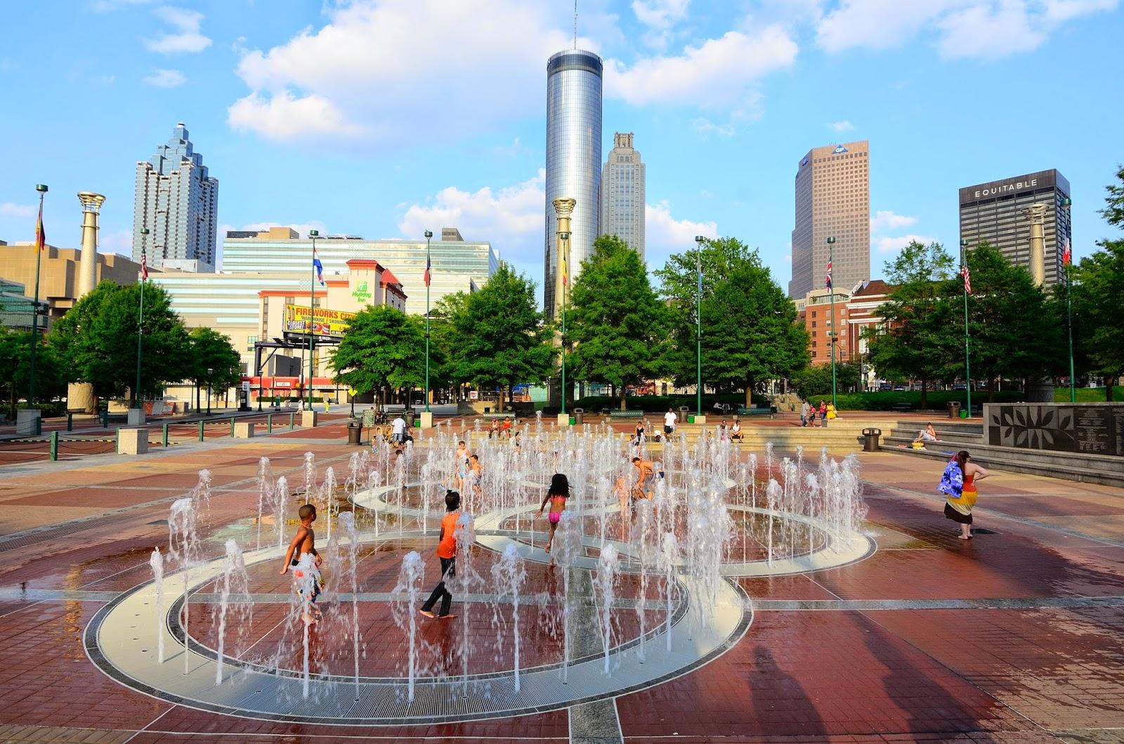 أهم المعالم السياحية في اتلانتا