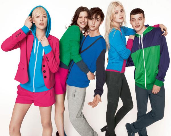 campaña H&M Divided otoño 2011