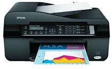 Epson WorkForce 525 Driver Download