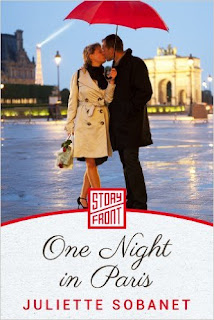 French Village Bookworm Advent Calendar review One Night in Paris Juliette Sobanet