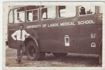 Vintage Nigeria Photos