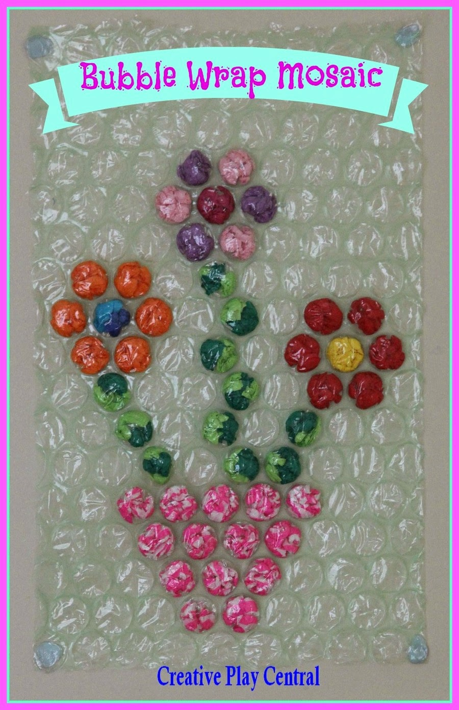 Pinspired Home 10 Fun Ways To Play With Bubble Wrap Tips