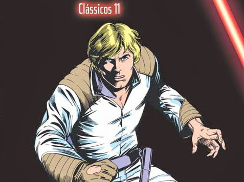 Lançamentos de fevereiro Coleção Comics Star Wars (Planeta DeAgostini)
