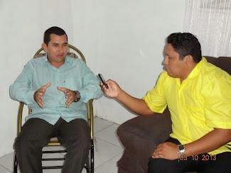 Confira Entrevista com o Pastor Clenilson concedida ao Blogueiro Marcone Pedro