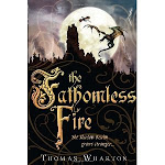 The Fathomless Fire in bookstores now