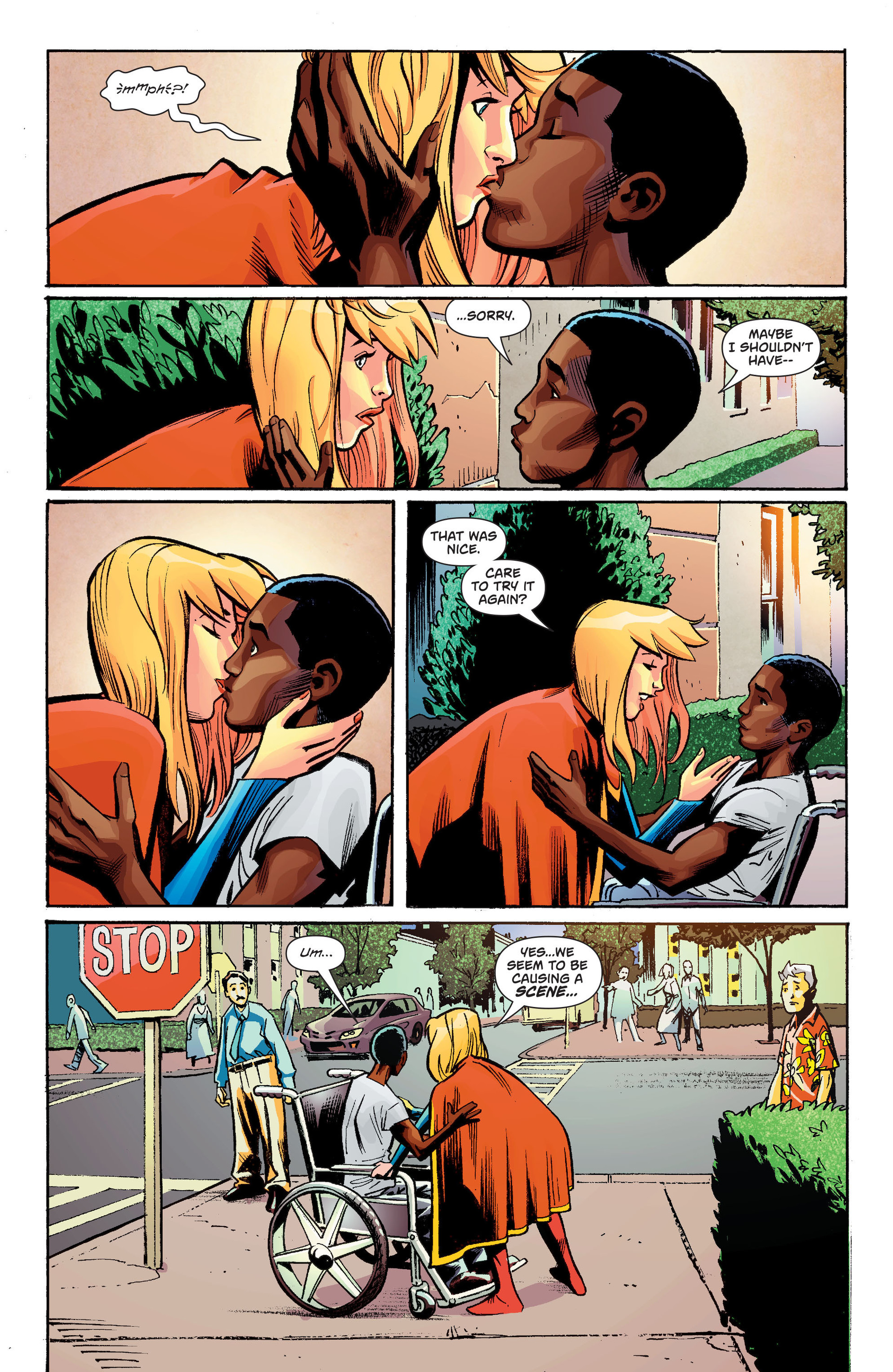 Supergirl (2011) Issue #34 #36 - English 18
