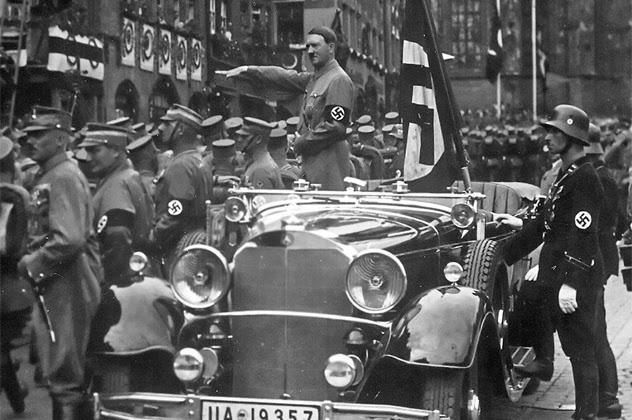 Inspired Hitler's Master Race