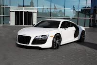 2012 Audi Exclusive Selection Edition R8: A More Exclusive R8.