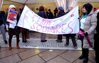 Femmes à Montpellier