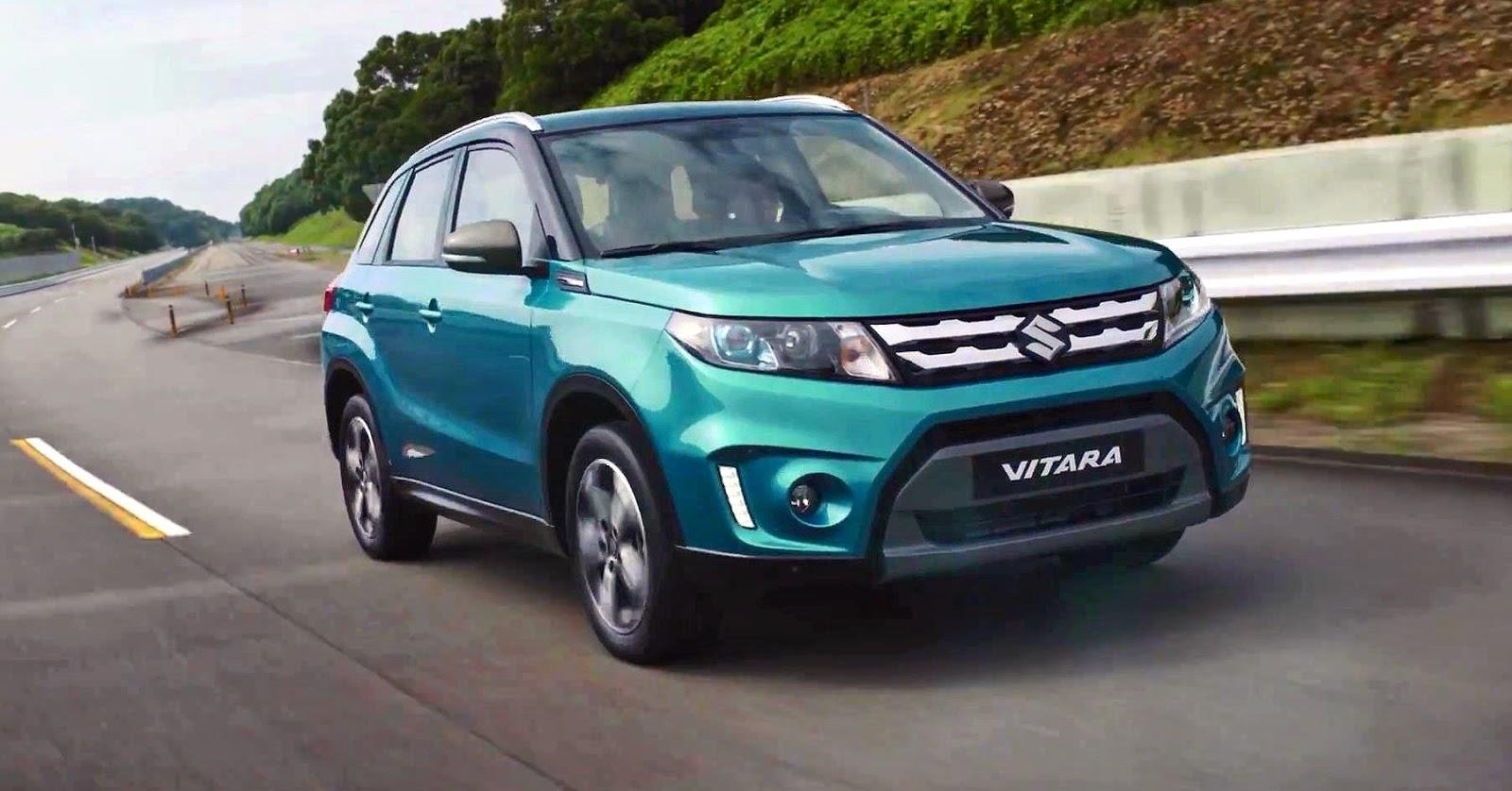 Suzuki SUV Vitara 2015