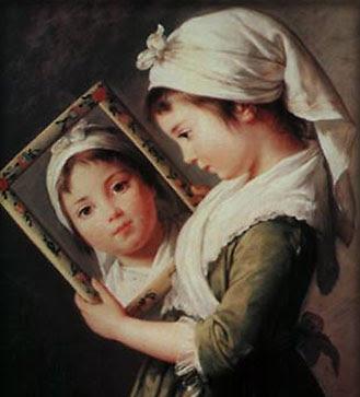 Eres capaz de mirarte en el espejo reflexiones a4000 for Espejo para ver al bebe en el auto