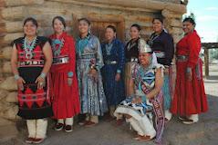 American Indian (Navajo) Ladies