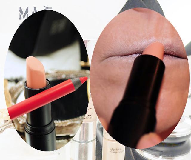 Grundierung Lippenstift
