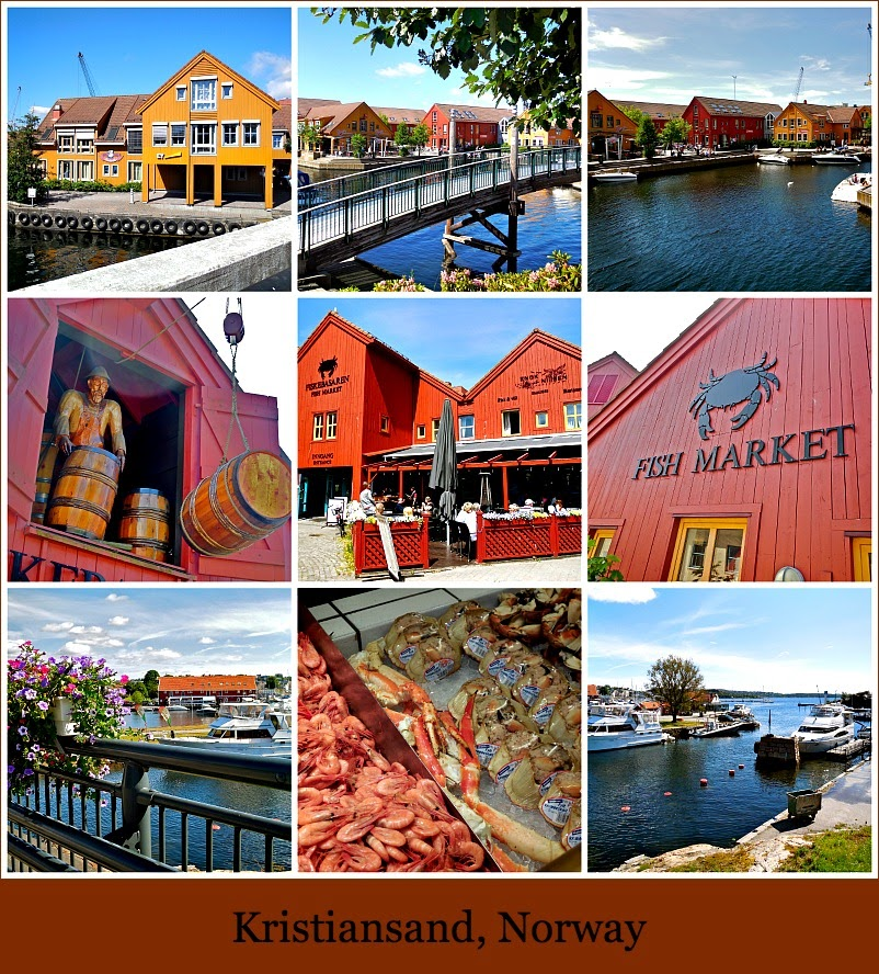 Kristiansand Norway  city photos gallery : Breath of Fresh Air: A day in Kristiansand, Norway……..