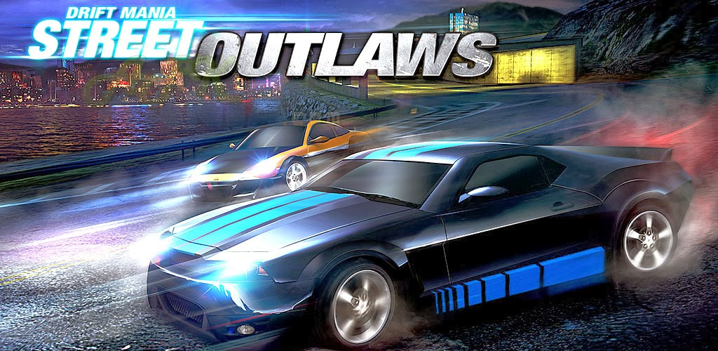 Drift Mania Street Outlaws v1.05 [Money Mod] Apk