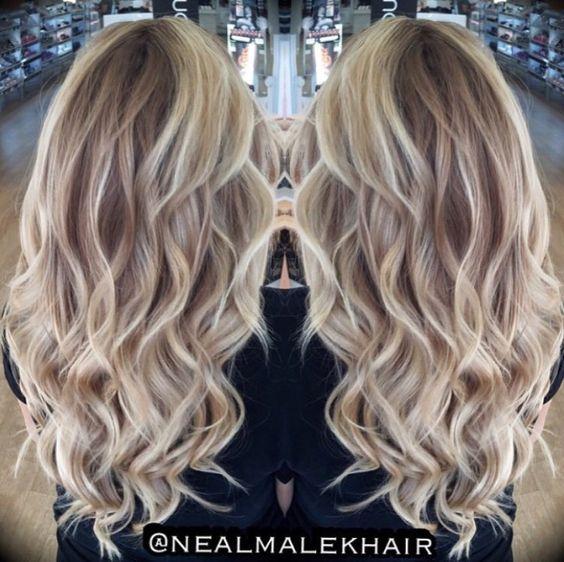 Trendy Hair Highlights
