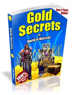 wow gold secrets