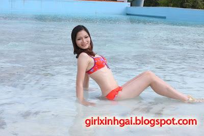 Hoa khôi áo tắm, miss bikini Vietnam, hình ảnh girl xinh bikini 4